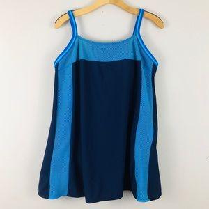 Delta Burke Swimwear One Piece Swimsuit Dress